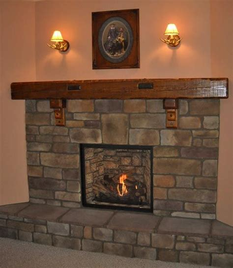 Cabin Fireplace Mantels by Pin By Stacia Cook On Home Sweet Home