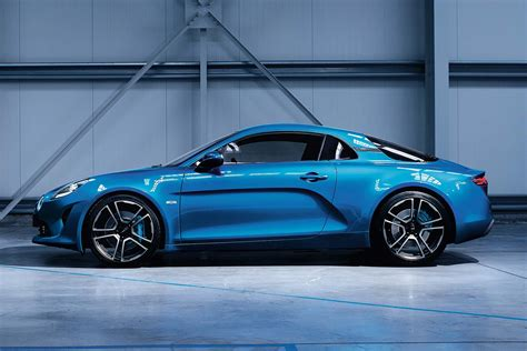 renault sports car official alpine a110 sports car revealed motoring research