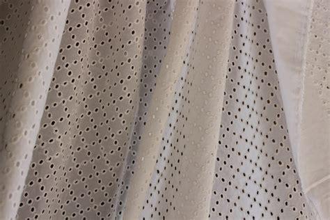 White Cotton Eyelet Curtains Eyelet Fabric White Eyelet Dress Embroidered Eyelet Eyelet Cotton Fabric Sewing Robe Fabric