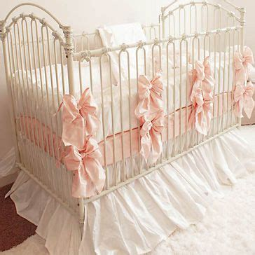 Crib Bedding Bows by The World S Catalog Of Ideas