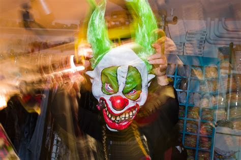killer clown convicted for causing in killer clown