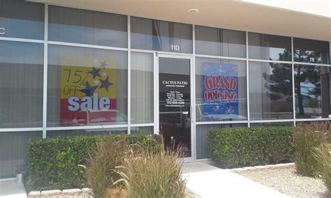 cactus patio furniture stores 6000 s eastern ave