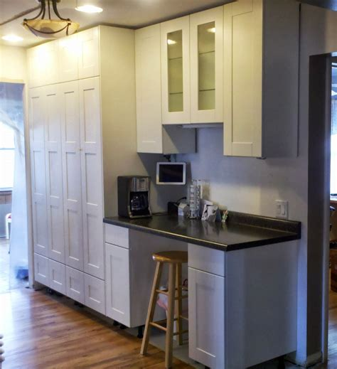 floor to ceiling cabinets for kitchen how to extend tall akurum cabinet base unit for floor to