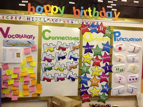 new year ks2 literacy primary classroom displays on year 1 classroom