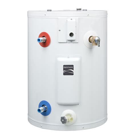 kenmore 58630 28 gal 6 year compact electric water heater
