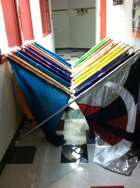 used color guard flags this flag picture is so awesome color guard