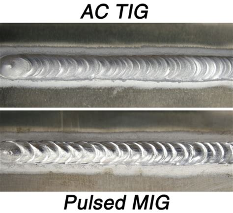 tig welding thin sheet metal new inverter based pulsed mig and tig welding technology