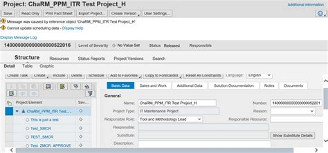 integration of requirements management with sap project management in sap solution manager 7 2