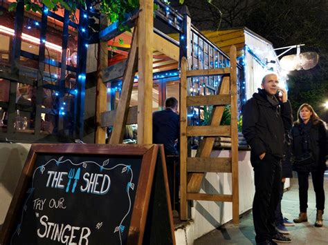 The Shed In Notting Hill by The Shed Is The Gladwin Brothers Restaurant Located In Notting Hill