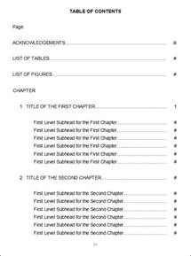 table of contents example pictures to pin on pinterest