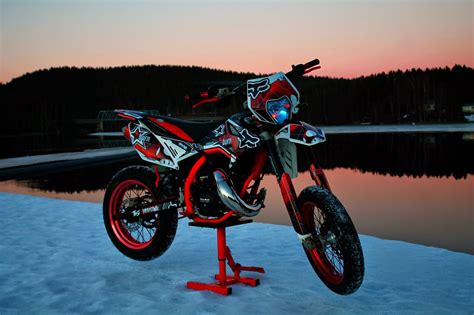 dekor moped iida photos beta rr 50 motard track