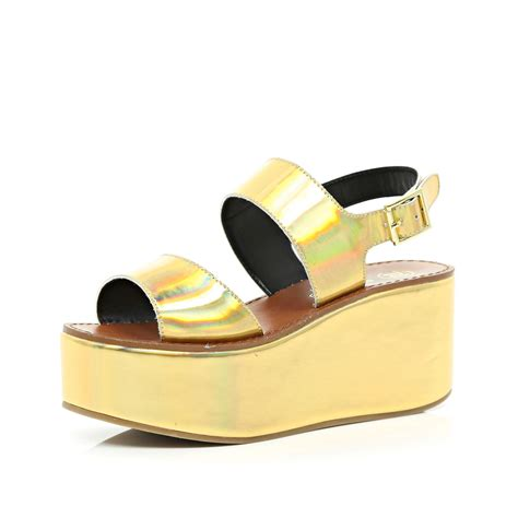 holographic platform sandals holographic platform sandals 28 images charles jourdan