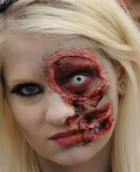 ideas scary best and scary makeup ideas 2017 easyday