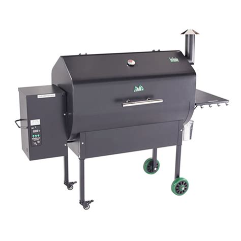 Non Wifi jim bowie pellet grill non wifi green mountain grills