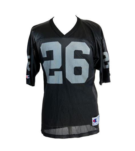 design raiders jersey vintage napoleon kaufman oakland raiders jersey 5 star