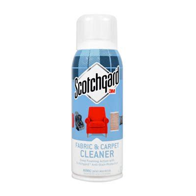 best cleaner for upholstery fabric scotchgard fabric upholstery cleaner 14 oz