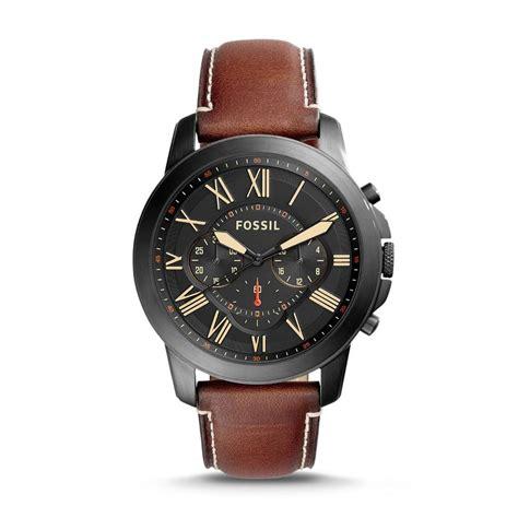 jual jam tangan pria fossil fs original bergaransi