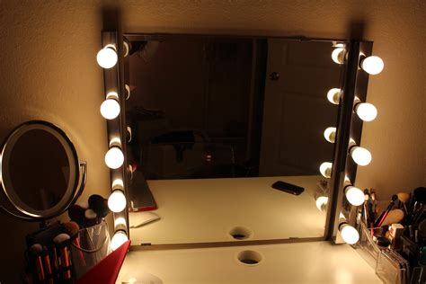 tabletop makeup mirror with lights vanity desk with mirror and lights bathroom furniture