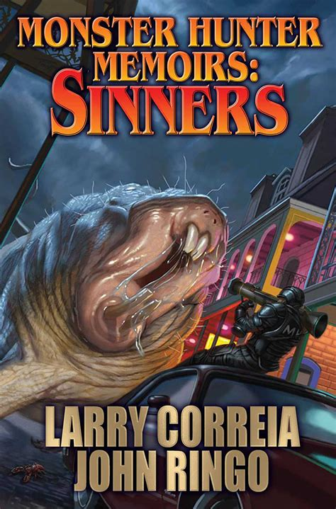 memoirs sinners book by larry correia