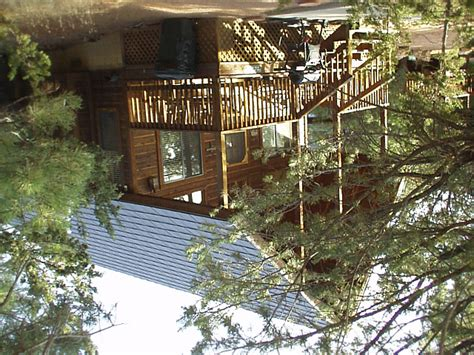 Whispering Pines Cabins by Arizona Cabin Rentals Tours