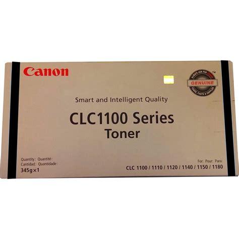 Cartridge Canon 5 Black Original product reviews canon clc1100 black toner cartridge