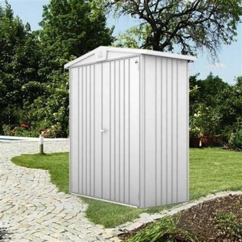 6x3 Shed Biohort Europa Size 1 Metal Apex Shed 6x3 Garden
