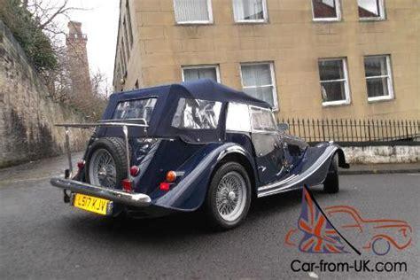 morgan    seater  manual blue