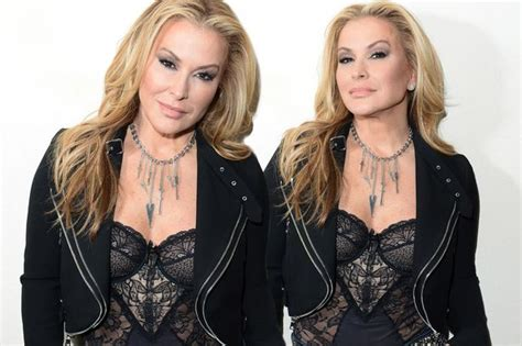 Anastacia Gets On by Anastacia On How She Didn T Get Nerves On Strictly Come