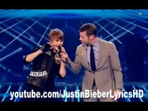 justin bieber on x factor audition justin bieber on x factor 2010 performing quot somebody to
