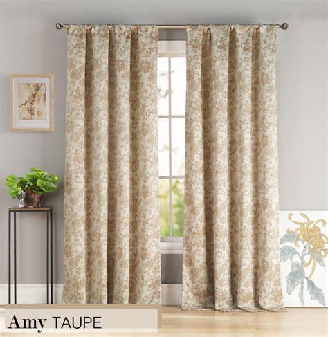 damask blackout curtains blackout damask curtains set of 2 jane