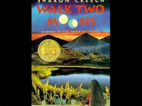 walk two moons book report walk two moons creech book trailer by mr wilson