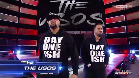 theme song usos wwe the usos new theme song day one remix 2017 official