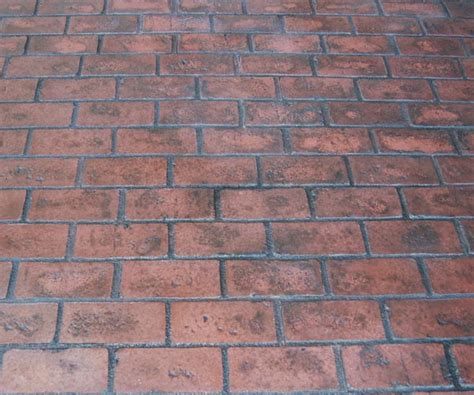 running bond used brick standard solomon colors