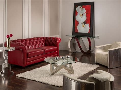 el dorado furniture living room the sofa meets the aviation chairs contemporary