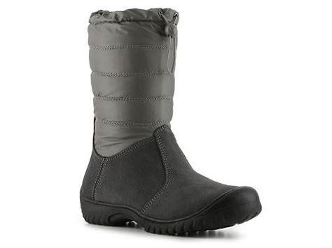 dsw mens snow boots sporto bonnie snow boot dsw