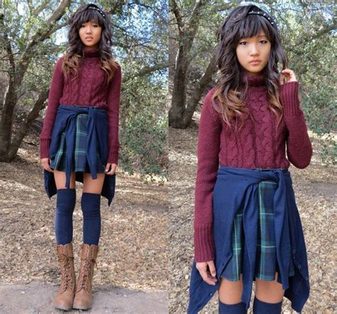 the trendy chick what s the difference plaid vs gingham 50 foxy hipster outfits which combination are you