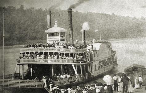 invenção do barco a vapor hist 243 ria homens e m 225 quinas