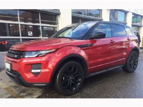 land rover evoque 2015 black 2015 land rover range rover evoque dynamic black pack with