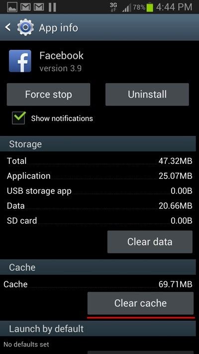 clear app cache android 7 tips to speed up your android phone