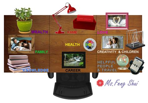 feng shui office desk placement how to feng shui your desk ms feng shui