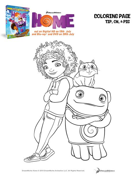 Home Oh Tip S Friend Coloring Page