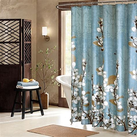 japanese shower curtains buy asian shower curtain from bed bath beyond