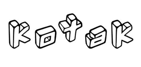 font kotak a collection of 40 useful 3d effect fonts naldz graphics