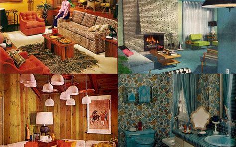 1960s living room decor
