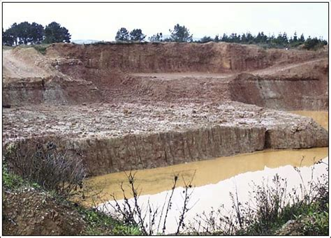 Clay Pits clay pit