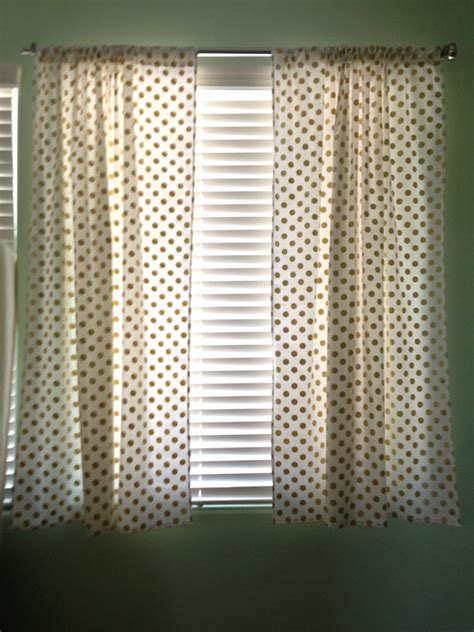 white gold curtains white with gold dots curtains panels michael miller glitz