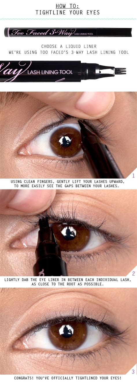 tattoo tightline eyeliner 8 ways for you to tightline your eyes pretty designs