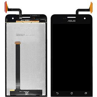 Lcd Zenfone 4 replacement lcd display touch screen for asus zenfone 4 a400cg black