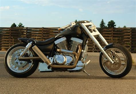 Motorrad Chopper Tuning by Custom Parts Custom Parts Suzuki Intruder