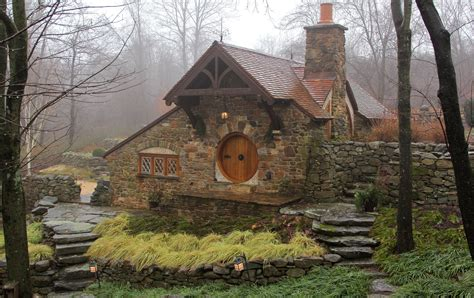 R S House by No Orcs Allowed Hobbit House Brings Middle Earth To Pa Ncpr News